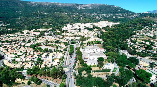 Partenaire des promoteurs immobiliers sur le territoire de Carros